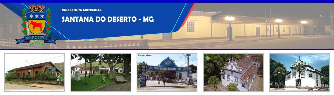 Prefeitura de Santana do Deserto